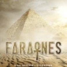 Libros: FARAONES PLAZA & JANÉS. Lote 101336284