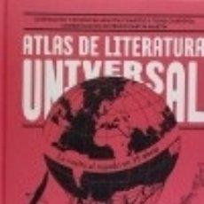 Libros: ATLAS DE LA LITURATURA UNIVERSAL NÓRDICA LIBROS. Lote 103123356