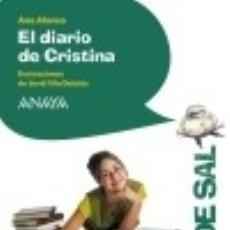 Libros: EL DIARIO DE CRISTINA. Lote 70797297