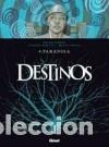 DESTINOS 04: PARANOIA EDICIONES GLENAT ESPAÑA, S.L. (Libros Nuevos - Ocio - Otros)