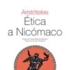 Livres: ÉTICA A NICÓMACO. Lote 125932406