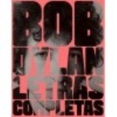 Libros: LETRAS COMPLETAS MALPASO EDICIONES SL. Lote 70919666