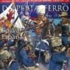 Livros: REVISTA DESPERTA FERRO. MODERNA, Nº 33. BOLIVAR CONTRA ESPAÑA. Lote 116509360