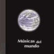 Livres: MÚSICAS DEL MUNDO EDICIONES AKAL. Lote 100185274