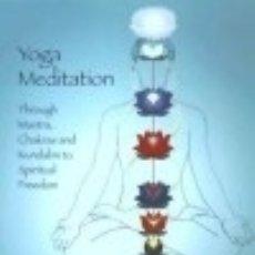 Libros: YOGA MEDITATION. Lote 71006414