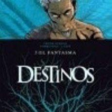Libros: DESTINOS 05: EL FANTASMA EDICIONES GLENAT ESPAÑA, S.L.. Lote 101683198