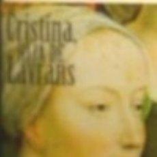 Libros: CRISTINA, HIJA DE LAVRANS. (BASICOS). Lote 70776075