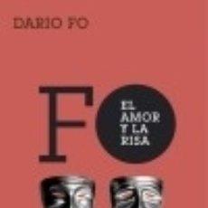 Livros: EL AMOR Y LA RISA. Lote 95166826