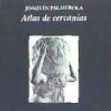 Libros: ATLAS DE CERCANÍAS. Lote 120668670