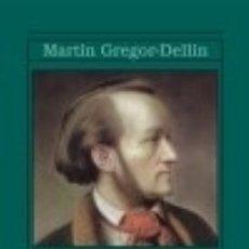 Libros: RICHARD WAGNER ED. ALIANZA. Lote 70907595