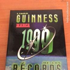 Libros: LIBRO GUINNESS DE LOS RECORDS DE MARCA AÑO 1999. Lote 127929680