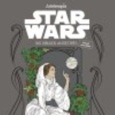Libros: ARTETERAPIA STAR WARS. Lote 128216914