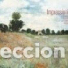 Libros: IMPRESSIONISM: LÁMINAS MURALES. Lote 128343160