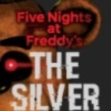 Libros: FIVE NIGHTS AT FREDDY'S: THE SILVER EYES. Lote 128347110