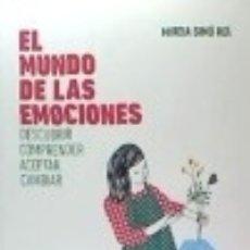 Libros: EL MUNDO DE LAS EMOCIONES. Lote 128347139