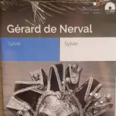 Libros: AUDIOBOOKS / LIBROS BILINGÜES / FRANCES / ESPAÑOL / GÉRARD DE NERVAL / PRECINTADO.. Lote 128430951