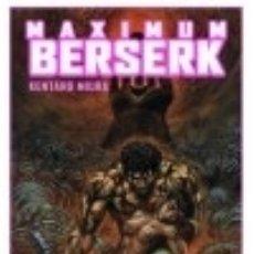 Libros: MAXIMUM BERSERK 7. Lote 128442444