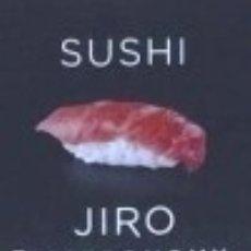 Libros: SUSHI: JIRO GASTRONOMY. Lote 128442494