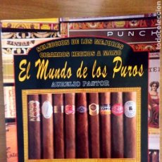 Libros: EL MUNDO DE LOS PUROS AURELIO PASTOR EDITORIAL IBERLIBRO. Lote 130487926