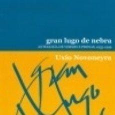 Libros: GRAN LUGO DE NEBRA. Lote 133639999