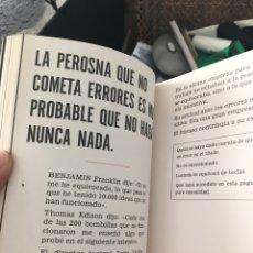 Libros: USTED PUEDE SER LO BUENO QUE QUIERA SER. Lote 133664969