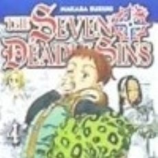 Libros: THE SEVEN DEADLY SINS 04. Lote 133814594