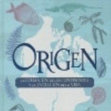 Libros: ORIGEN. Lote 133814653
