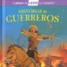 Libros: HISTORIAS DE GUERREROS. Lote 133814775