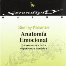 Libros: LIBRO ANATOMIA MOCIONAL ESURADELA EPEREINCA SOMATICA 7 EDICION STANLEY KELEMAN. Lote 133911326