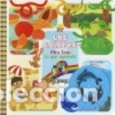 Libros: LOS COLORES. Lote 133935505