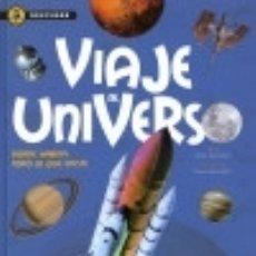 Libros: VIAJE AL UNIVERSO. Lote 133935539