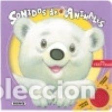 Libros: SONIDOS DE ANIMALES. Lote 133935622