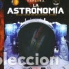 Libros: LA ASTRONOMÍA. Lote 133935845
