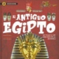 Libros: EL ANTIGUO EGIPTO. Lote 133935849