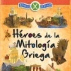 Libros: HÉROES DE LA MITOLOGÍA GRIEGA. Lote 133935861