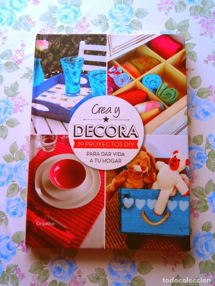 Libros: Libros manualidades decoracion y reciclado a estrenar - Foto 2 - 135003682