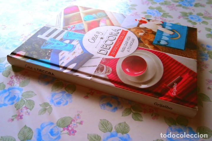 Libros: Libros manualidades decoracion y reciclado a estrenar - Foto 3 - 135003682