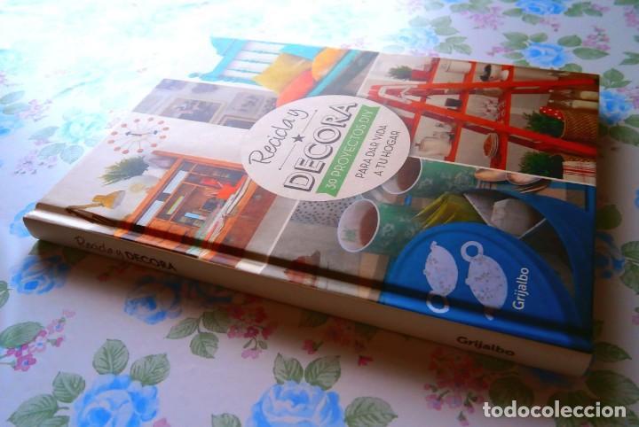 Libros: Libros manualidades decoracion y reciclado a estrenar - Foto 5 - 135003682