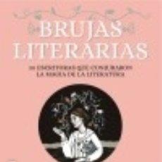 Libros: BRUJAS LITERARIAS. Lote 135005218