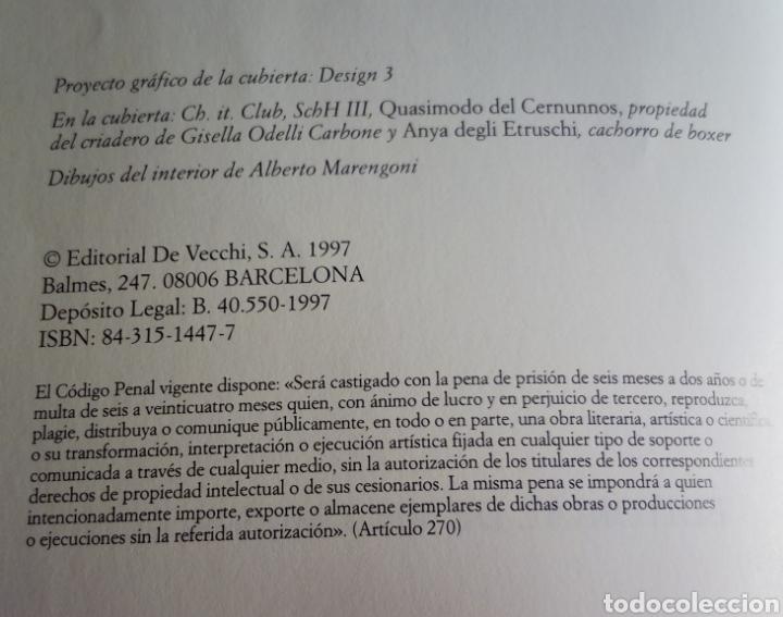 Libros: EL BOXER. Perros de raza - Foto 3 - 136449392