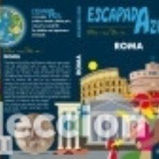 Libros: ROMA ESCAPADA AZUL. Lote 136586468