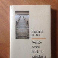 Libros: VEINTE PASOS HACIA LA SABIDURÍA. Lote 139413237