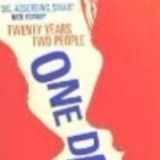 Libros: ONE DAY. Lote 140390434