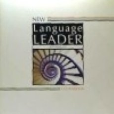 Libros: NEW LANGUAGE LEADER ADVANCED COURSEBOOK. Lote 140857933