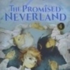 Libros: THE PROMISED NEVERLAND 04. Lote 140868797