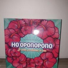 Libros: LIBRO HO'PONOPONO.DRA MARI CARMEN MARTINEZ TOMAS. ED. ICEANO AMBAR.. Lote 141665870