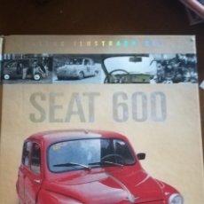 Libros: ATLAS ILUSTRADO SEAT 600.NUEVO. Lote 142166985
