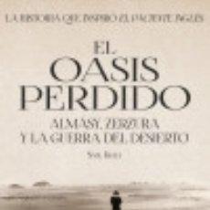 Libros: EL OASIS PERDIDO. Lote 142386522