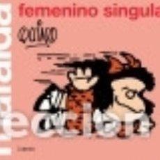 Libros: MAFALDA FEMINISTA. Lote 142387226