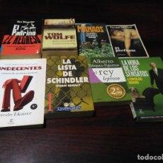 Libros: LOTE 8 LIBROS VARIADOS. Lote 145829018